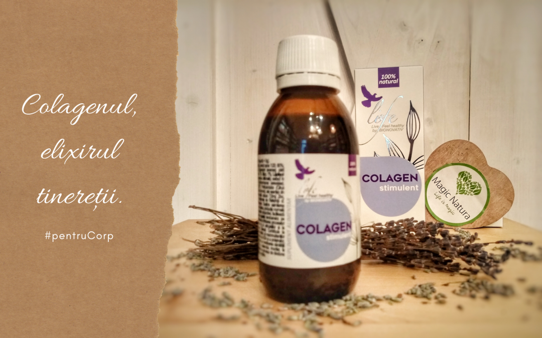 Colagenul, elixirul tinereții