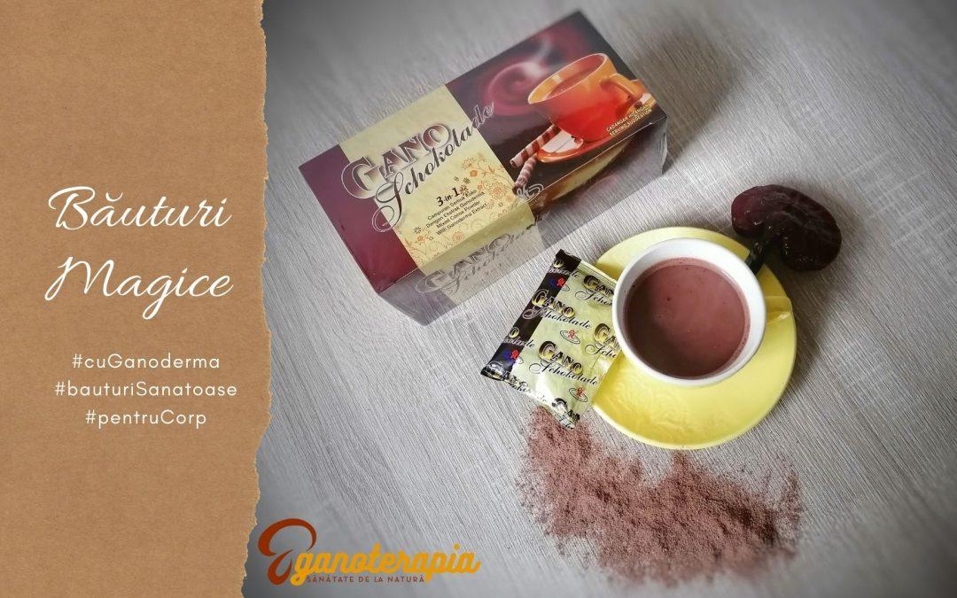 Ciocolată caldă pentru zile reci